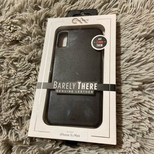 Casemate Barely There iPhone XS Max Case
